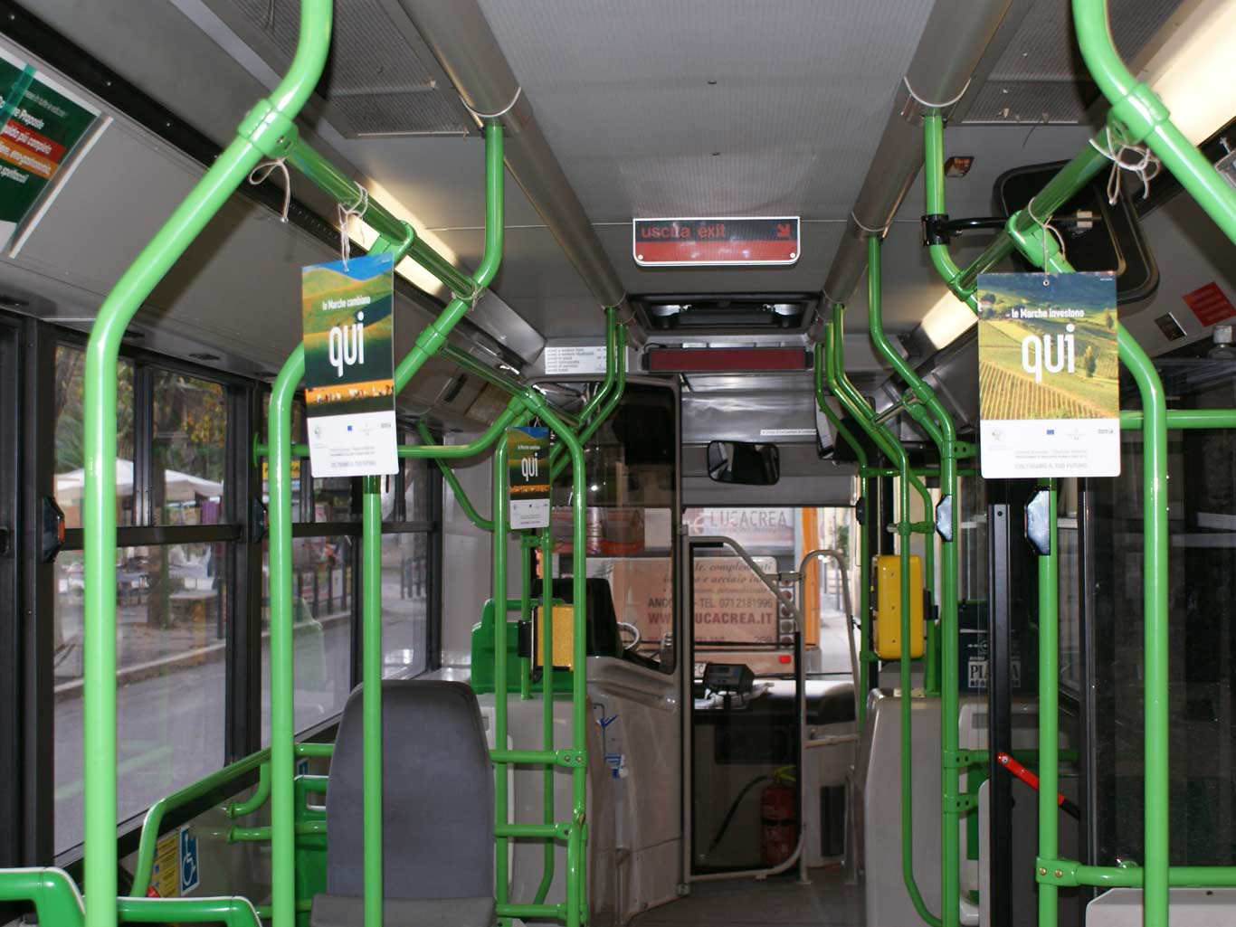 autobús interno
