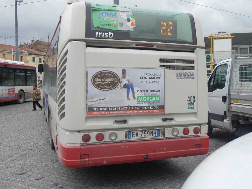 tabella bus 120x70 ancona