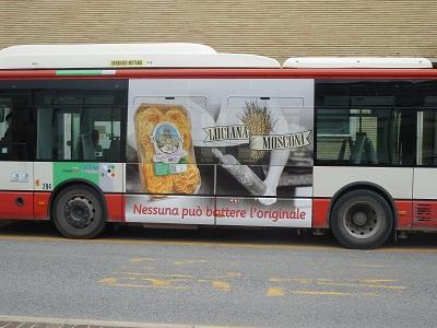 Pubblicita Autobus Decordinamica