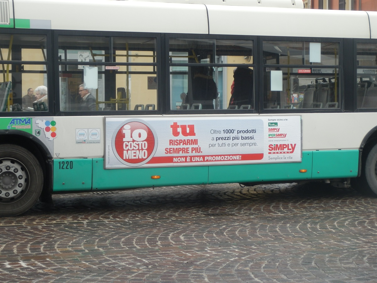 tabella bus 300x70 ancona suburbano