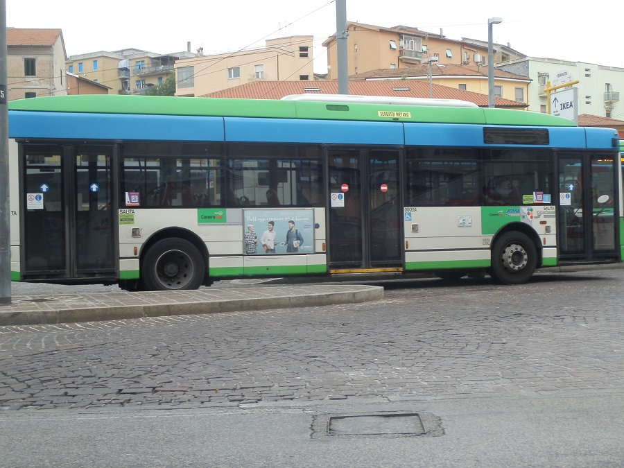 tabella bus laterale 120x70