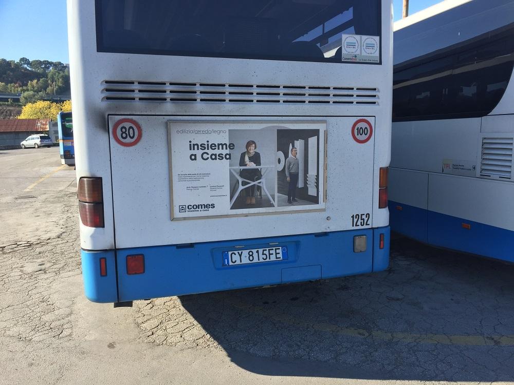 tabella bus posteriore 120x70