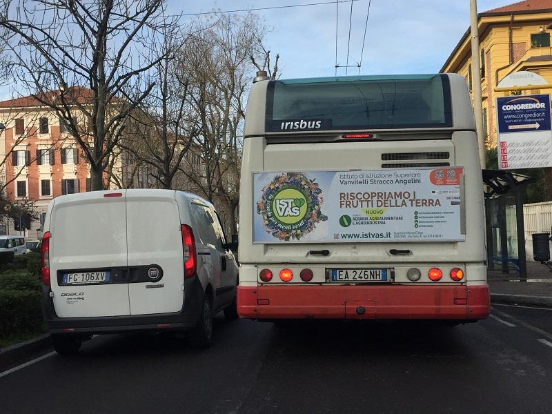 tabella bus 200x70