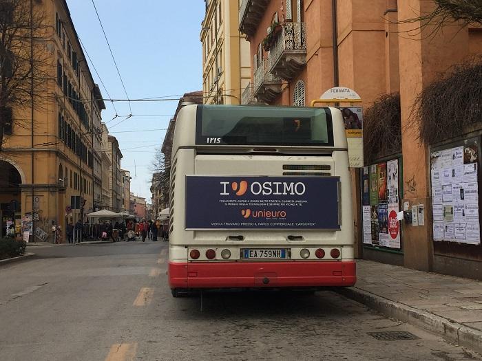 tabella nei bus 200x70
