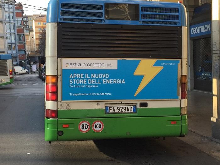 pubblicità autobus ancona