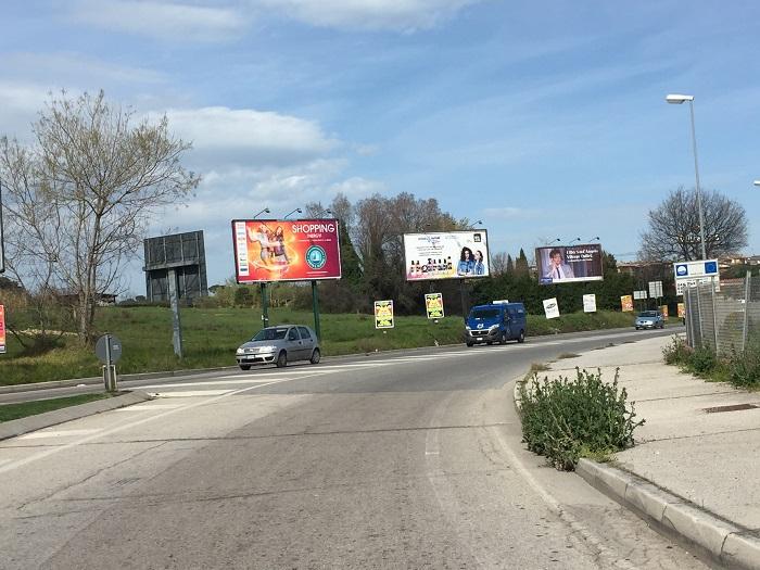 pubblicità affissioni civitanova