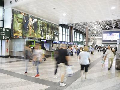 Pubblicita Aeroporti