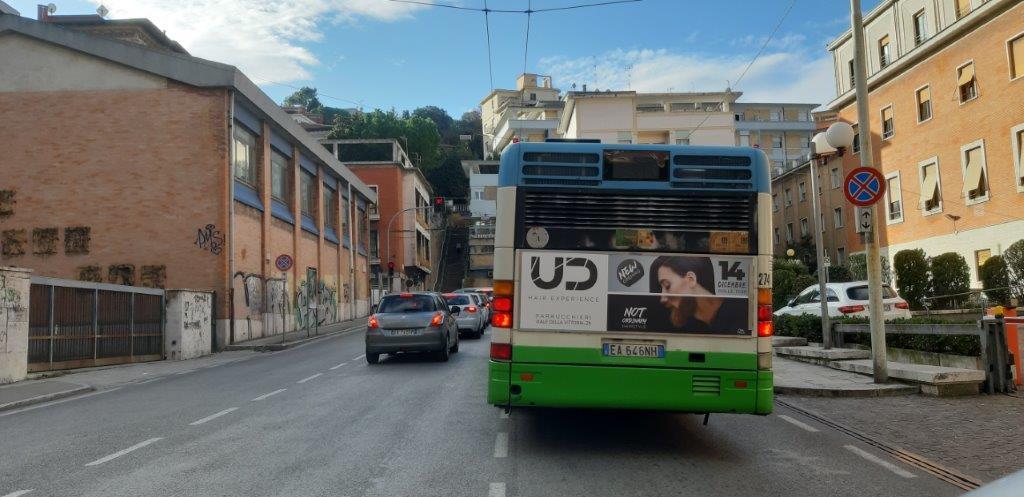 libenzi igpdecaux per la tua pubblicità negli autobus