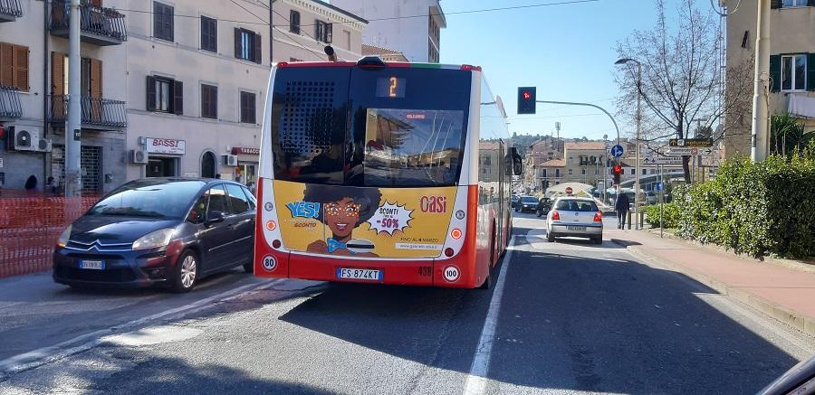 libenzi è concessionario regionale pubblicità autobus e pensiline