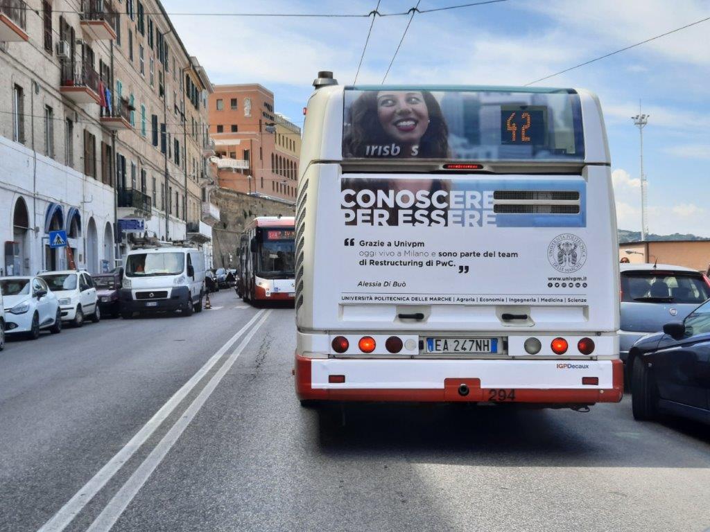 affissioni nella regione Marche