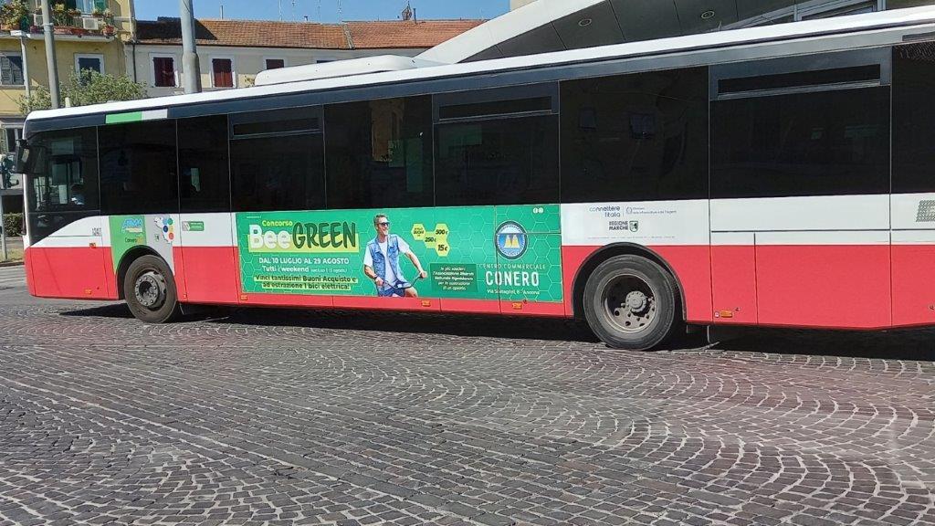 chiama libvenzi per pubblicita autobus
